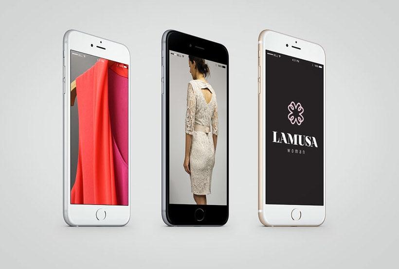 Creación de imagen para LAMUSA woman 7