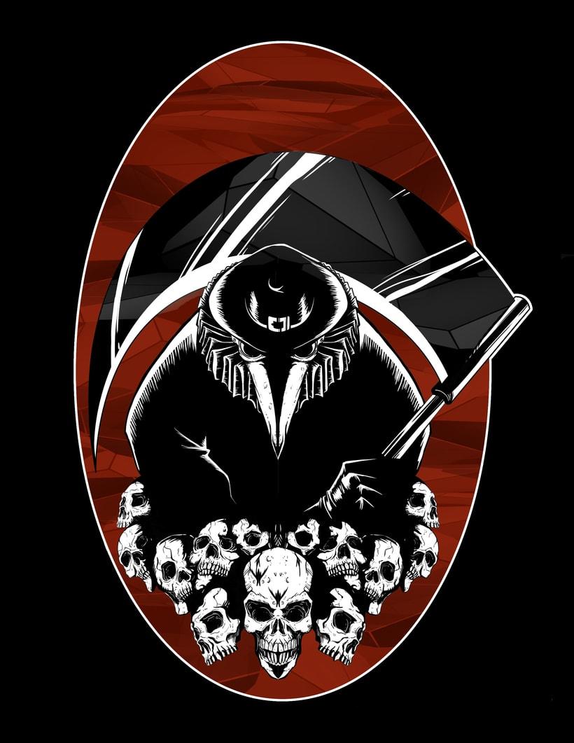 Peste de Muerte -1