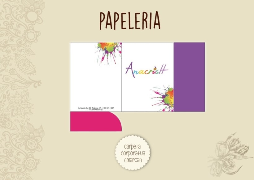 Papelería - Logo personal  -1