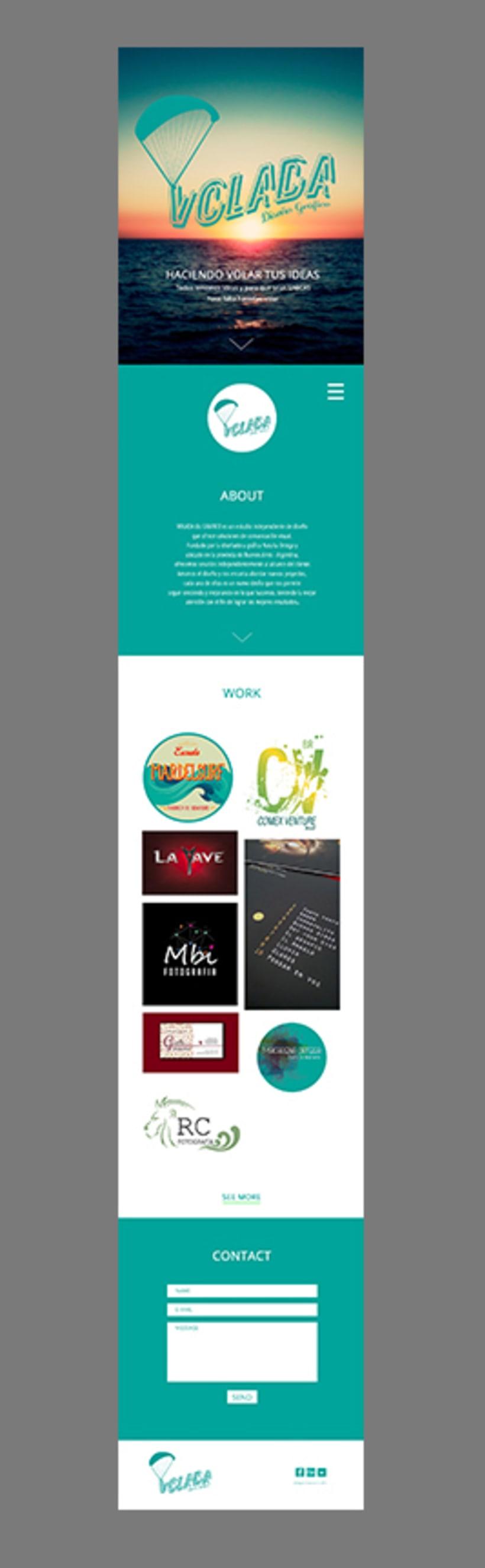 Mi Proyecto del curso Diseño web: Be Responsive! 3