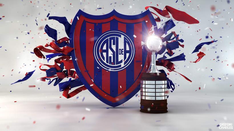 San Lorenzo Libertadores -1