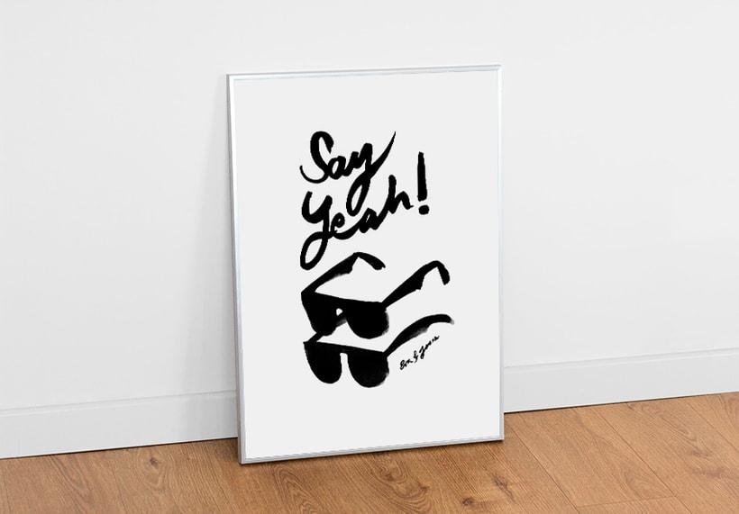 Say yeah! 1