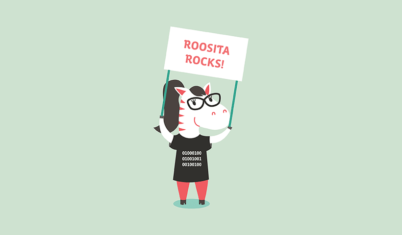 Roosita | Online marketplace for developers 1