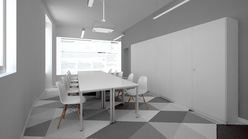 Propuesta para las oficinas de Invisiblefarm en Italia. 3