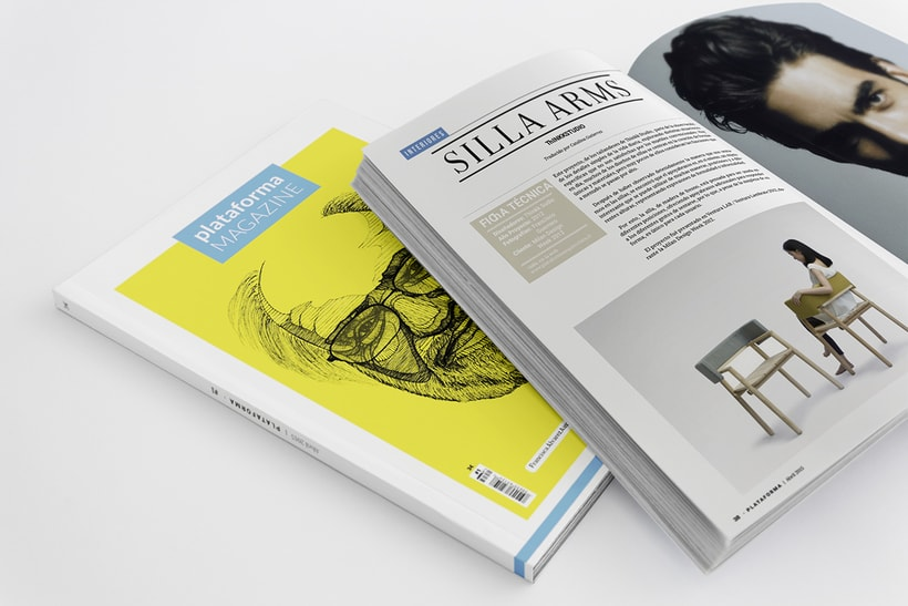 PLATAFORMA MAGAZINE - Diseño Editorial 11
