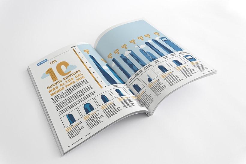 PLATAFORMA MAGAZINE - Diseño Editorial 6