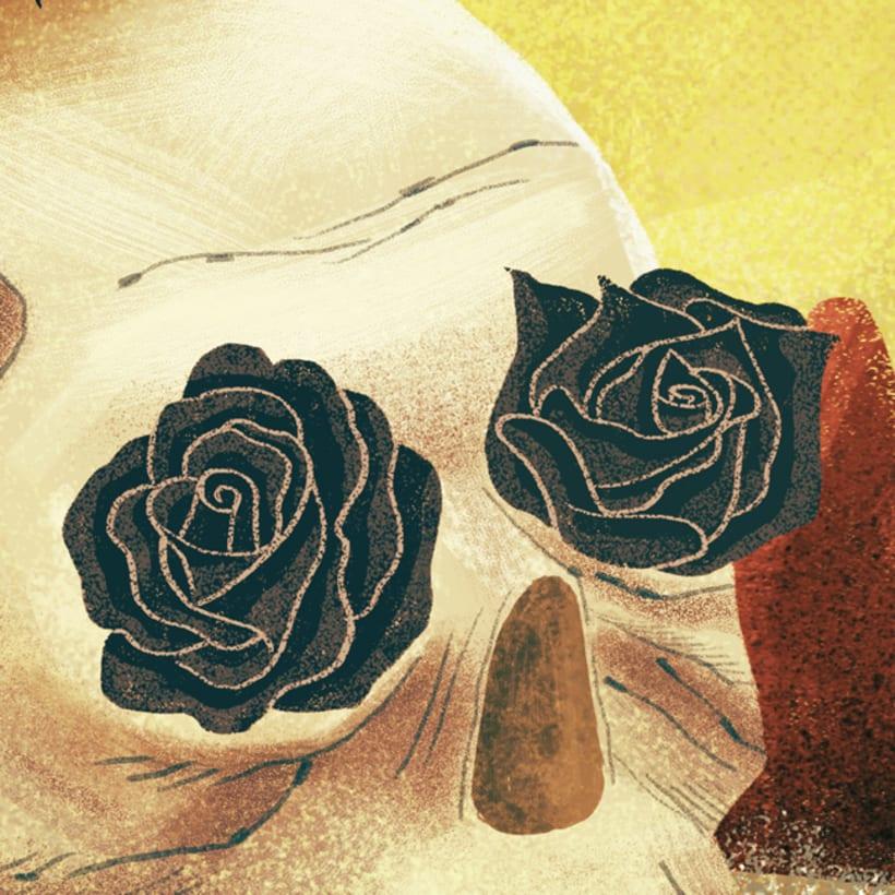 Roseskull 2