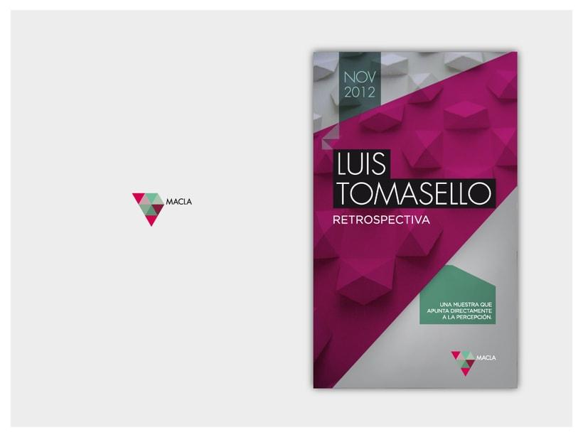 Branding  MACLA - Museo de Arte Contemporáneo Latinoamericano 4