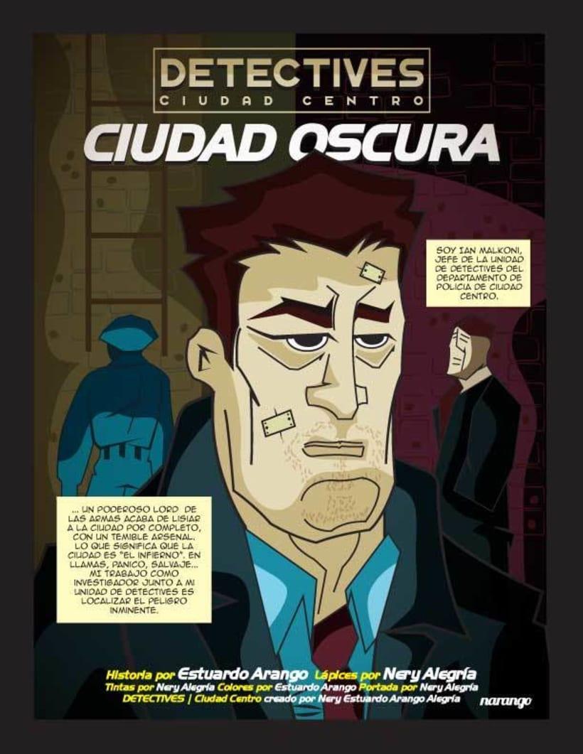 Detectives Ciudad Centro 0