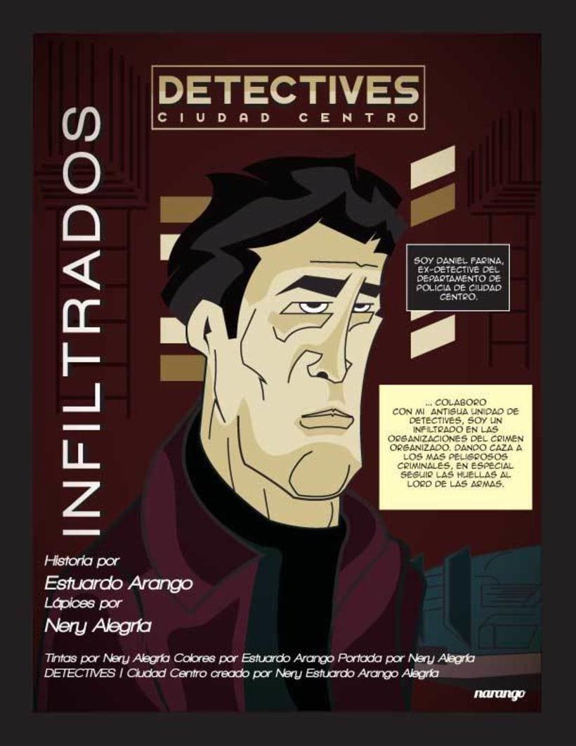 Detectives Ciudad Centro 1