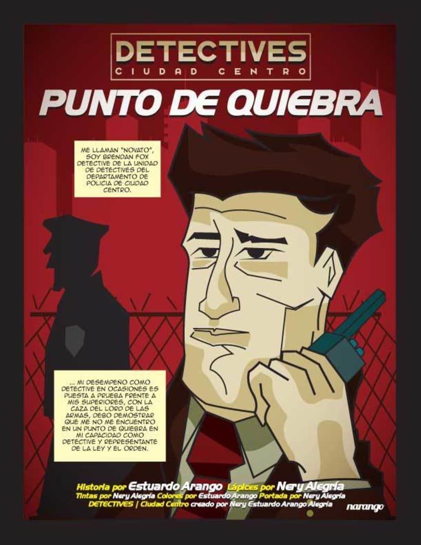 Detectives Ciudad Centro 2