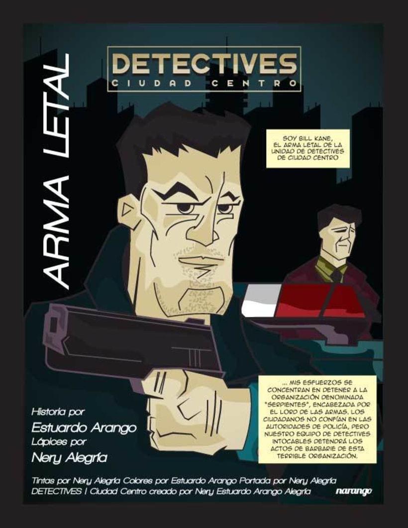 Detectives Ciudad Centro 3