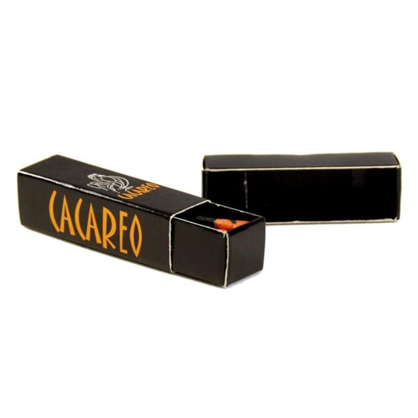 Cajas de Cerillas para Restaurante Cacareo 3