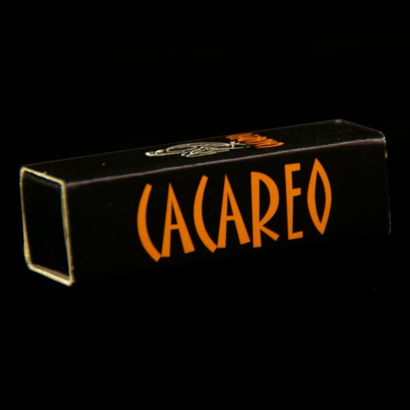 Cajas de Cerillas para Restaurante Cacareo 8