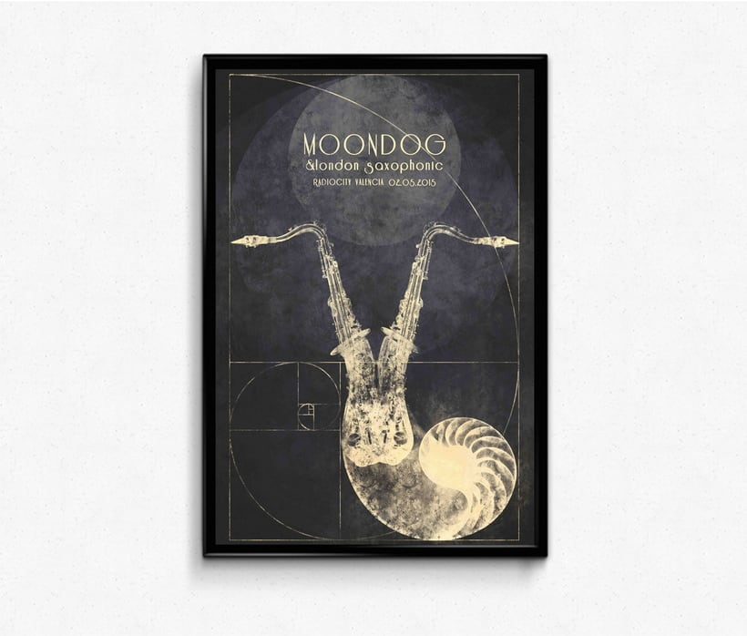 MOONDOG & LONDON SAXOPHONIC 0