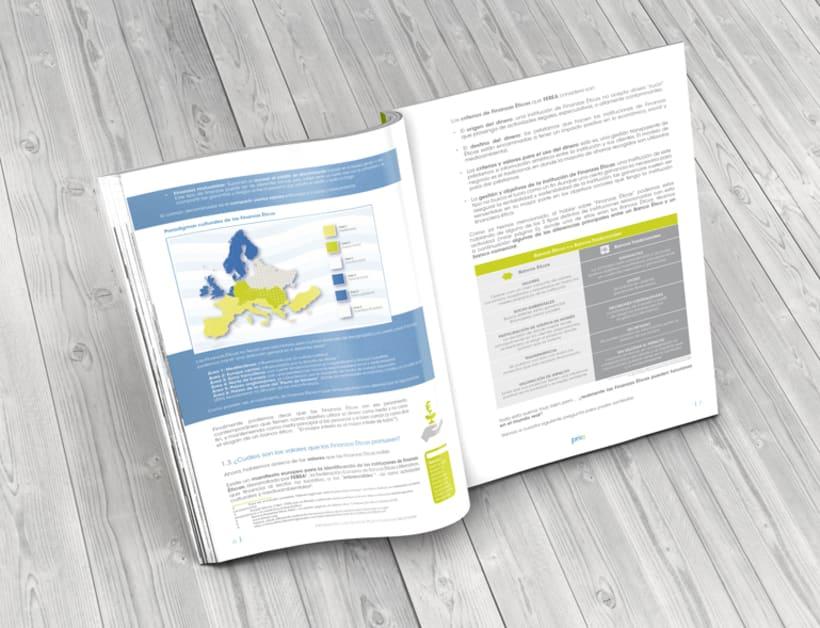 Maquetación y diseño de Guías Temáticas del proyecto PRICE 3