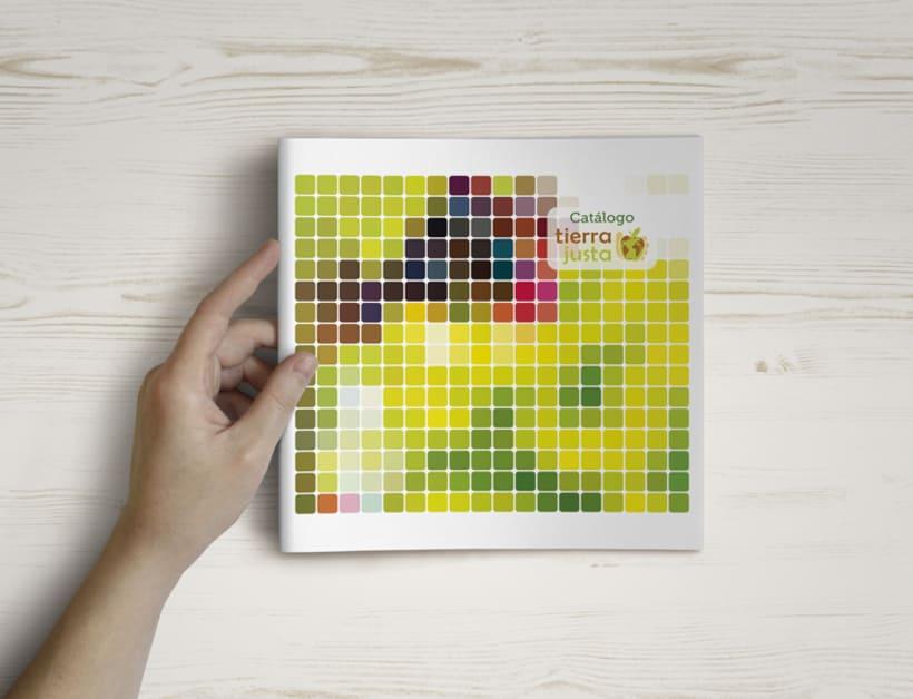 Catálogo de producto Tierra Justa 0