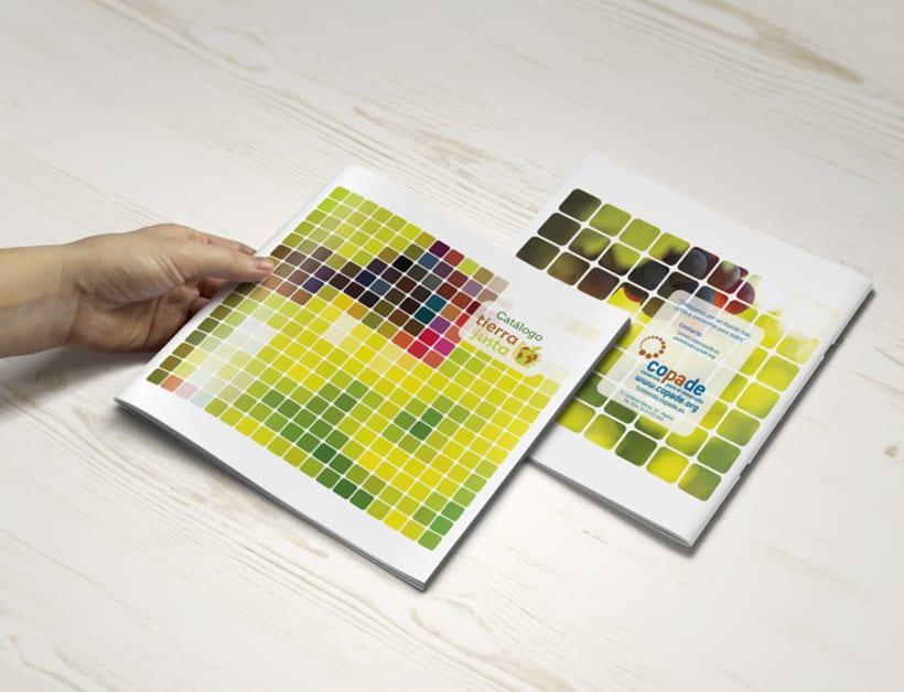 Catálogo de producto Tierra Justa 2