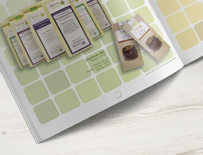Catálogo de producto Tierra Justa 4
