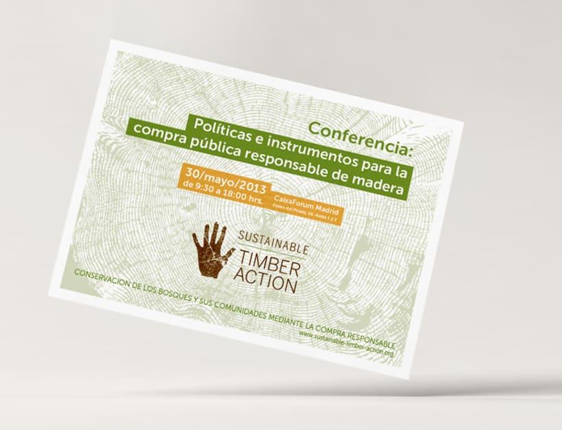 Promoción de evento Sustainable Timber Action -1