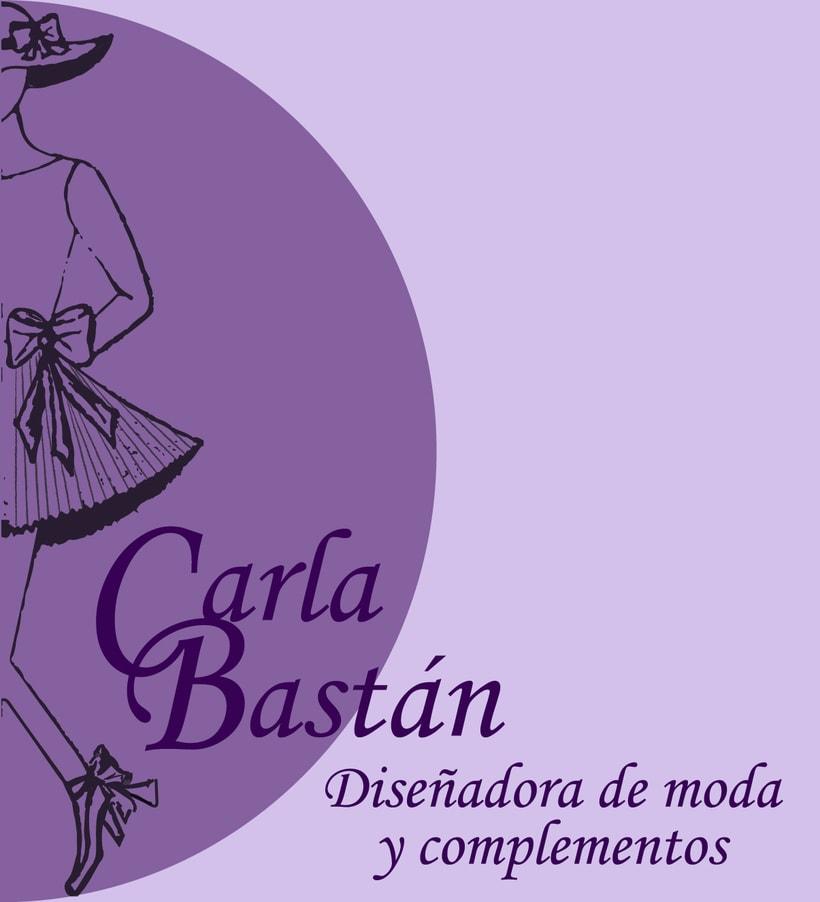 Carla Bastan, diseñadora de moda y complementos -1