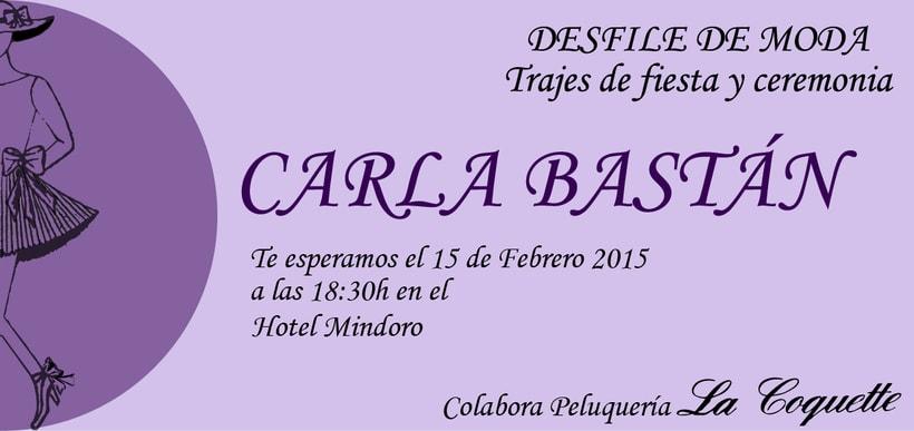 Carla Bastan, diseñadora de moda y complementos 1