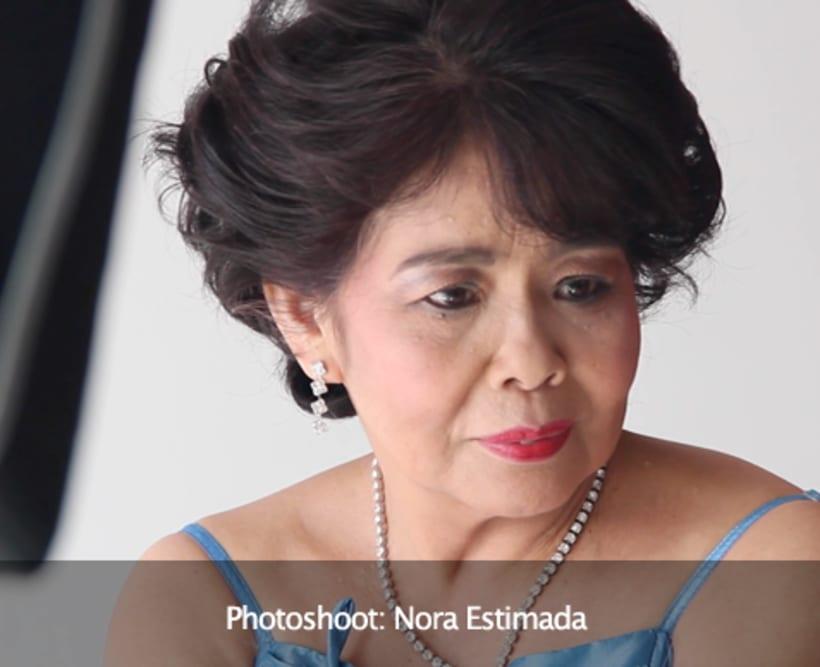 Behind the scenes: Photoshoot Nora Estimada -1