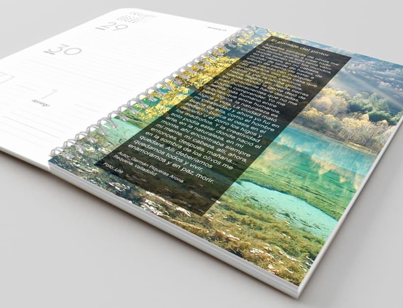 Agenda anual para Madera Justa 1