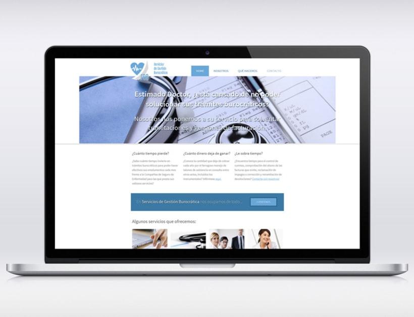 Pagina web para SGB 0