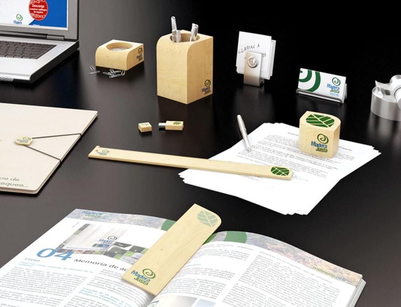 Línea de productos para escritorio 1