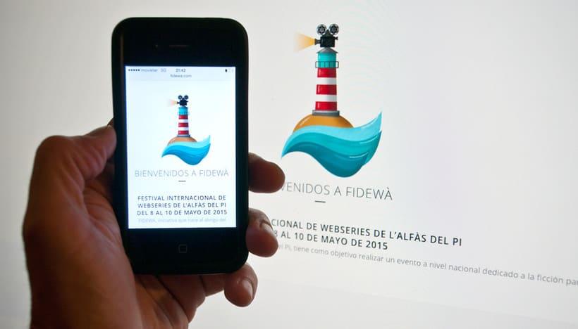 Diseño web Fidewà 1