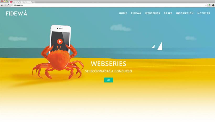 Diseño web Fidewà 0