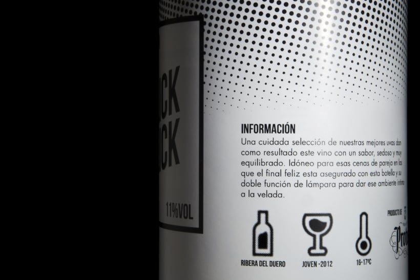 Click Click - Wine/ Lamp proyect 3