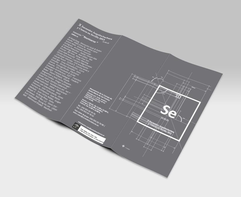 X Encuentro ( gráfica, folleto y banner ) 4