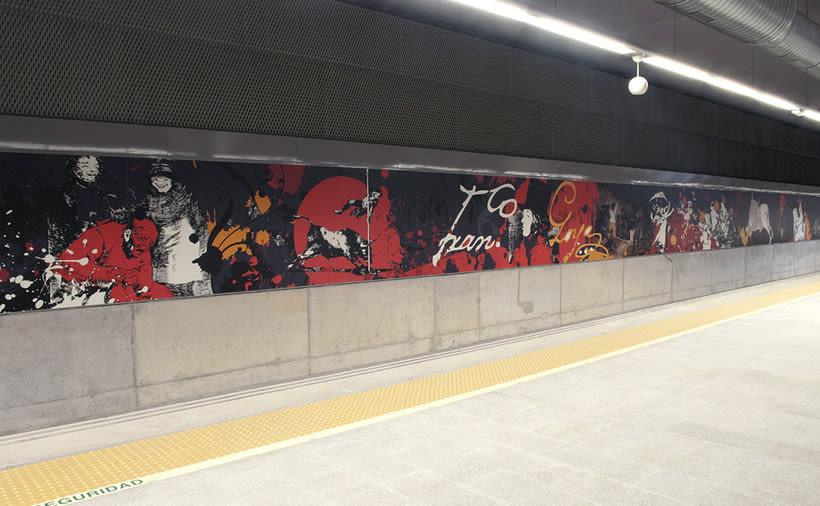 Estación de Goya, Zaragoza 3