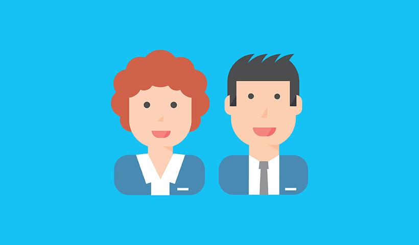 Customerville | ilustraciones para artículos digitales 9