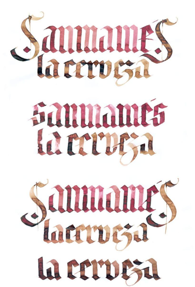 Sanmamés. La cerveza 4