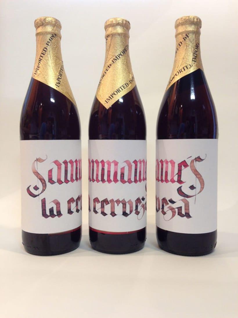 Sanmamés. La cerveza 1