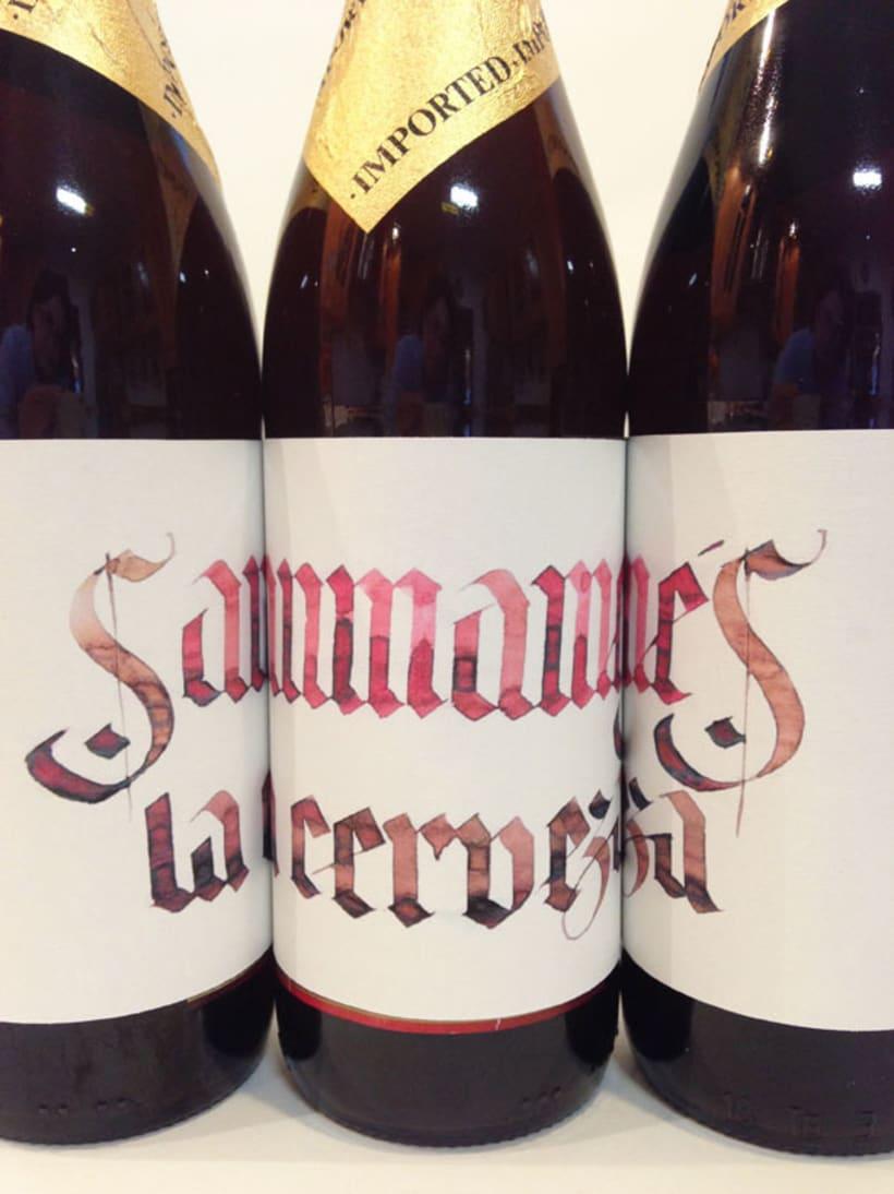 Sanmamés. La cerveza 0