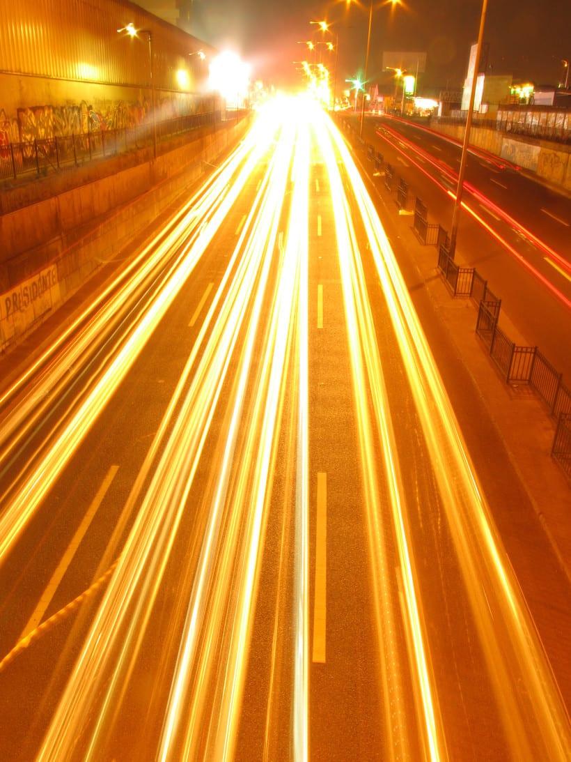 Luz en la ciudad 1