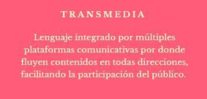 Narrativas Transmedia -1