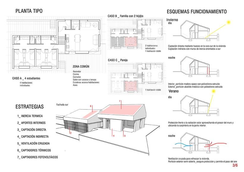 Arquitectura sostenible, vivienda unifamiliar en Donostia-San Sebastián 3