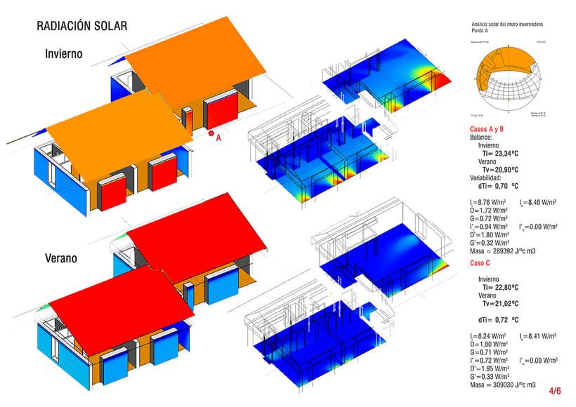 Arquitectura sostenible, vivienda unifamiliar en Donostia-San Sebastián 4