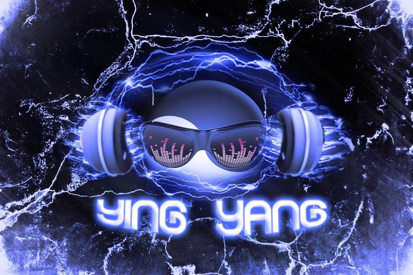 Diseño Ying Yang Music  0