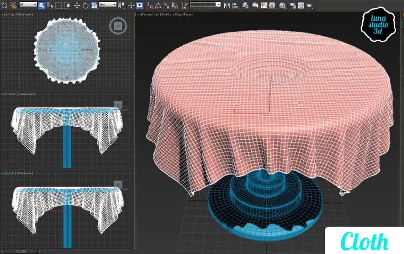 Cloth 3D 0