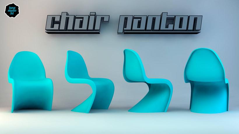 Diseño 3D - Chair  0
