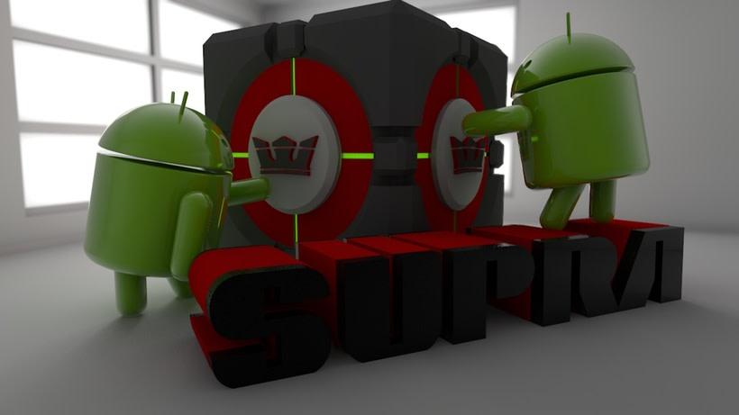 Diseño 3D - Supra 0