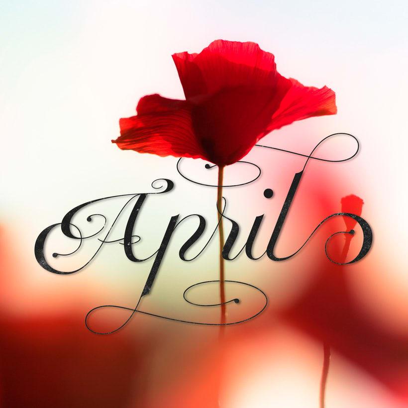 April -1