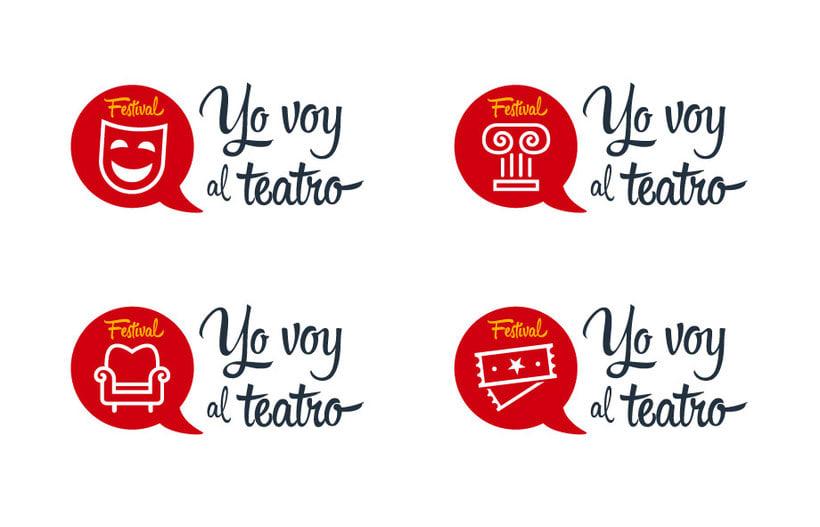 Creación de imagen Festival Teatro Accesible 2