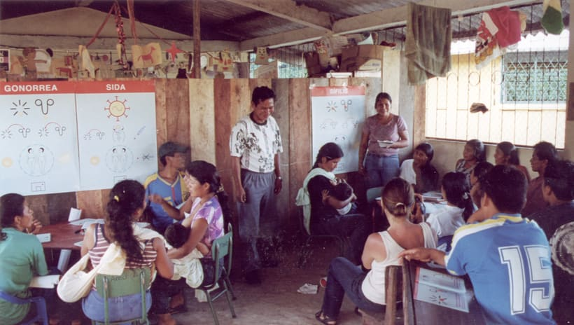 Health education and prevention of Std & Aids  7